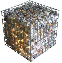 溶接された編まれた石造りのケージのGabionの金網Xmr233
