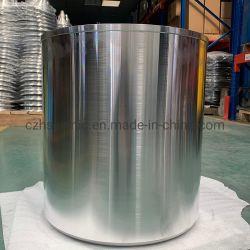 Kundenspezifische Aluminiummetallwannen-Blech-spinnende Produkte