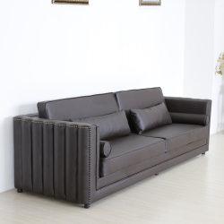 (SP-KS395) Haute Qualité éponge à charpente en bois moderne canapé en coupe