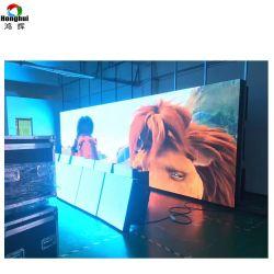 Tela LED HD P2.5 interior do painel de parede para conferência de vídeo