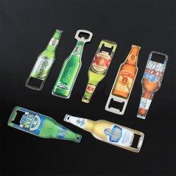 Draagbare Kleurrijke Pocket Sleutelhanger Beer Bottle Opener Bar Mini Beverage Bottle Opener