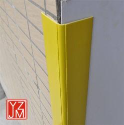Personalizar la decoración de interiores Anti-Impact Material plástico de protección de la esquina de la pared