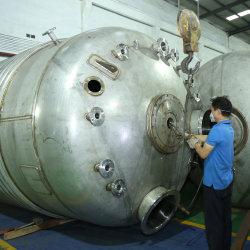 Reator de Mistura química