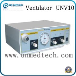 جهاز تهوية تفريغ ضغط مجرى الهواء الطبي Wuhan Union 10 للتشغيل