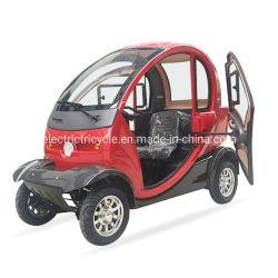 Everbright 3 Sitzelektrisches städtisches kleines halb 4 Rad-Auto für Erwachsenen