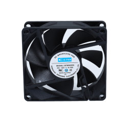 8020 промышленных Вентиляция двигателя система выпуска отработавших газов катушки поток воздуха от вентилятора системы охлаждения двигателя вентилятора осевых вентиляторов постоянного тока