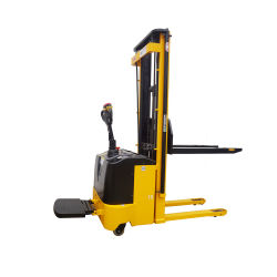 2000kg de hydraulische Volledige Automatische Stapelaar van de Pallet van de Vorkheftruck Elektrische