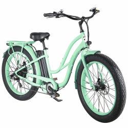 Лучшая цена 250W электрический город E велосипед для женщин