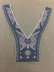 柔らかい刺繍の機械式の綿のレースの衣服Accessoriesb