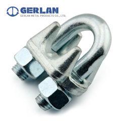 亜鉛めっき中国鍛造ワイヤロープクリップ