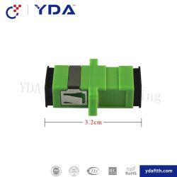 Sc APC UPC Sx Dx FTTH adaptateur fibre optique