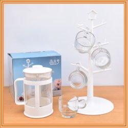 Набор для приготовления чая и кофе из стекла