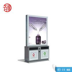 Алюминиевый профиль Publicidad лампа рекламы мусора приемники
