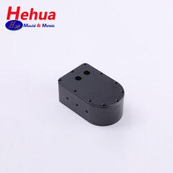 Componente de metal personalizados de alta precisión de corte en aluminio mecanizado CNC de acero
