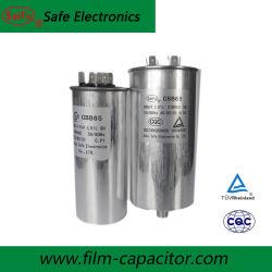 Condensatore di avviamento compressore condizionatore aria a film organico CBB65 85UF