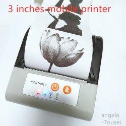 Nuevo Mini Impresora térmica portátil de 58mm con el Mejor Precio USB móvil Android imágenes y fotografías TS-M360