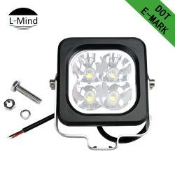 Commerce de gros prix d'usine 5 pouce Cube 40W Offroad pour phare de travail la conduite de camions Lampe à LED