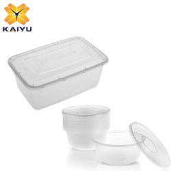 Zweite Handform-verwendetes Plastiknahrungsmittelbehälter-Spritzen