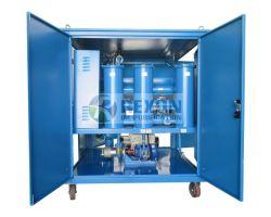 Manutenzione dell'olio per motori dielettrici o dell'olio per trasformatori in loco