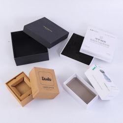 Papel de Alta Qualidade de Caixa com tampa flip/deslizante dentro de EVA/esponja