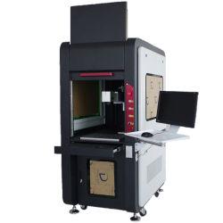 A plena segurança fechado da velocidade Alta Jpt Mopa 20W 30W 60W 100W 120W 200W Laser de fibra de gravura de marcação da Máquina para marcação de metal cor e marcação de jóias