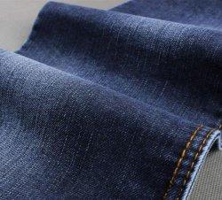 62%38%polyester coton non stretch Slub moyenne Poids lourd tissu Denim Jeans