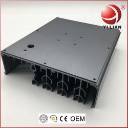 Tiefbearbeitung / gefertigte CNC-Aluminiumlegierung Extrusion