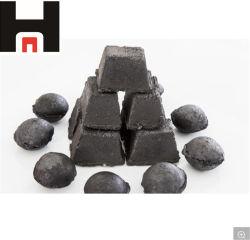 Alta calidad de electrodo de carbón Pasta de carburo de calcio de la producción de fundición