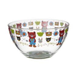 Venta al por mayor nueva Ensaladera vidrio tazas de vidrio escala combinado