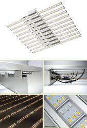 OEM/ODM 높은 Ppfd 600W 800W 900W 방수 백색 LED는 실내 플랜트 공장을%s 가볍게 증가한다