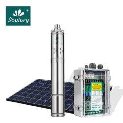 "4"" con la bomba de agua solar MPPT controlador externo"