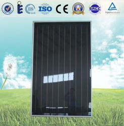 مُجمِّع الطاقة الشمسية للوحة المسطحة ذات الضغط العالي بسقف منحدر