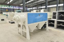 Отруби в завод по переработке пшеницы после губки с абразивным покрытием и могут быть использованы для животных, Maosheng Бран финишера/ударного элемента