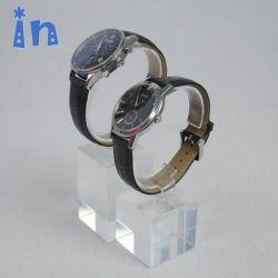 De acryl Duidelijke Showcases van de Tribune van de Vertoning van het Horloge voor de Tribune van de Juwelen van de Armband van het Horloge