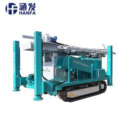 Hfj300c водяных скважин буровой установки для бурения скважин машины на гусеничном ходу Drilliing буровую установку в Китае