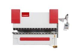 Novo Design dobradeira CNC eletro hidráulico com 4+1 Axs