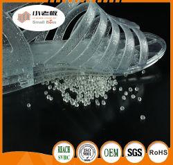 Granules de PVC pour les bottes de pluie, Sandle & chaussures de sport seul