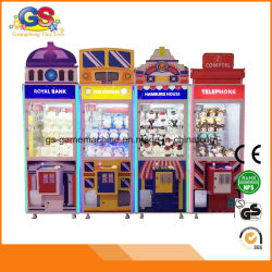 코인 Op 아케이드 스킬 크레인 벤딩 장난감 클로 머신 판매