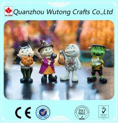 Résine de décorations de table d'Halloween drôle mignon gobelin de résine de l'artisanat pour les enfants