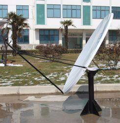 1.2m C, Ku-Band Offest Rx nur Satellitenantenne