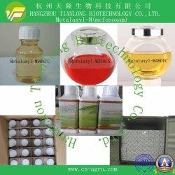 Metalaxyl-M(mefenoxam) (90%TC, 25%WP, 350FS, 480EC) и противогрибковым