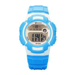 Estreita faixa de silicone Quartz Relógios de crianças