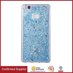 Fashion paillettes Shinny Silicone pour téléphone mobile HUAWEI P8 P9 P10 s'accoupler 9