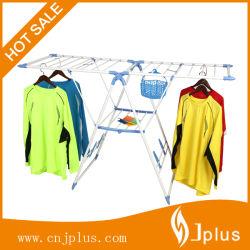 Порошковое покрытие трубы с PP пластиковые сушки одежды для установки в стойку (JP-CR109PS)