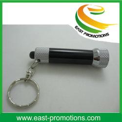Regalo caldo LED infiammante Keychain di promozione di vendita