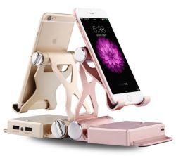 10400mAh мобильных планшетных алюминиевая подставка для мобильных ПК 3 в 1 Питание гарнитуры Bluetooth банка держателя
