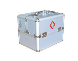 Boite de transport médicale personnalisée en aluminium