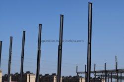 Feuille de toit de la structure en acier fabriqué en usine de construction de l'atelier de construction