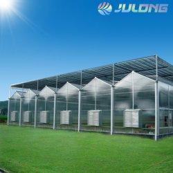 محترفة صناعة [بويلدينغ متريلس] يجعل من تجاريّة [فنلو] زجاجيّة دفيئة لأنّ حديقة منتوجات