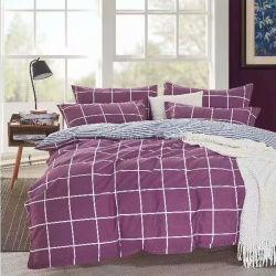Ropa de cama de algodón barato imprimir cubierta colcha